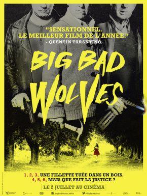 Sortie DVD Big Bad Wolves