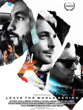 Jaquette dvd Swedish House Mafia: Leave The World Behind