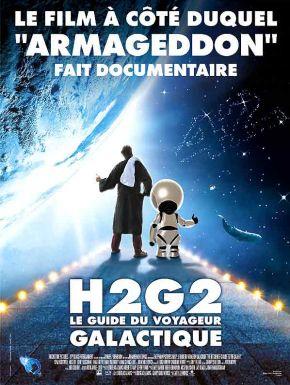 sortie dvd  H2G2  le guide du voyageur intergalactique
