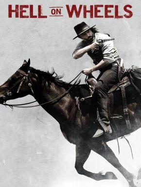Sortie DVD Hell On Wheels : L'Enfer De L'Ouest Saison 3