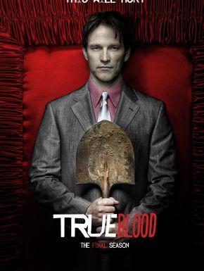 Jaquette dvd True Blood Saison 7