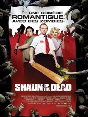 Sortie DVD Shaun Of The Dead