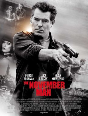 Sortie DVD The November Man