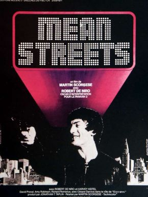 DVD Mean Streets