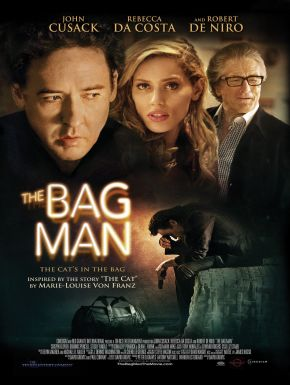 Jaquette dvd The Bag Man