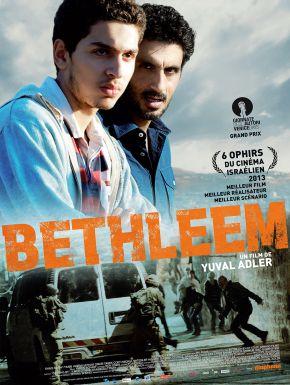 Bethléem DVD et Blu-Ray