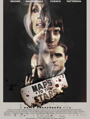 sortie dvd	  Maps To The Stars