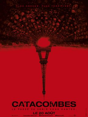 Catacombes DVD et Blu-Ray