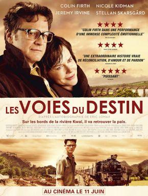 Jaquette dvd Les Voies Du Destin