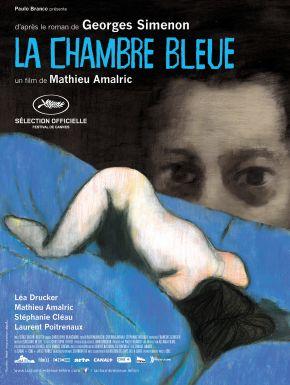 La Chambre Bleue DVD et Blu-Ray
