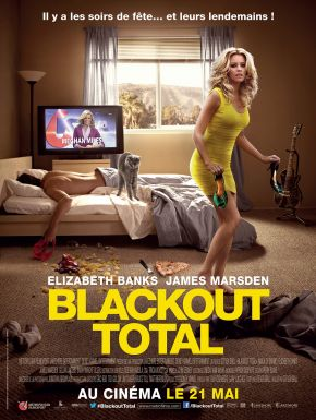 Sortie DVD Blackout Total