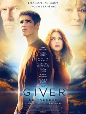 Sortie DVD The Giver: Le passeur