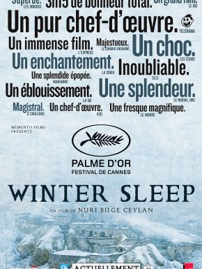 Sortie DVD Winter Sleep