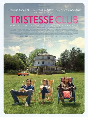 Jaquette dvd Tristesse Club