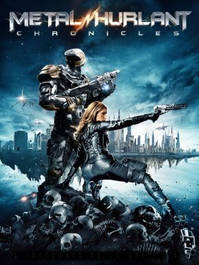 DVD Metal Hurlant Chronicles Saison 2