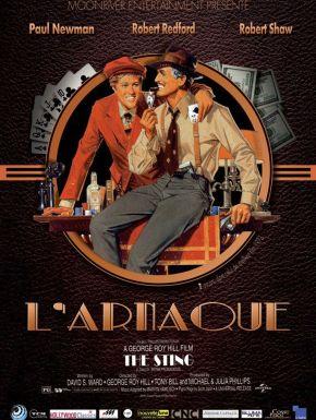 DVD L'Arnaque