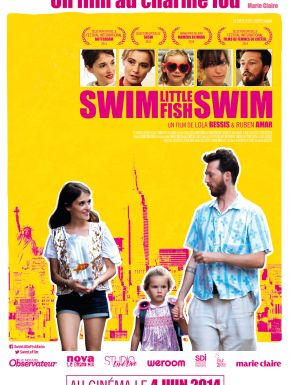 sortie dvd	  Swim Little Fish Swim