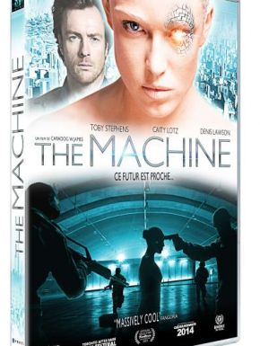 Sortie DVD The Machine