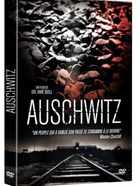 Auschwitz DVD et Blu-Ray
