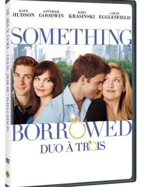 Sortie DVD Something Borrowed (Duo à Trois)