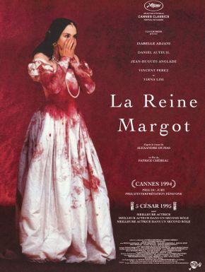 La Reine Margot DVD et Blu-Ray