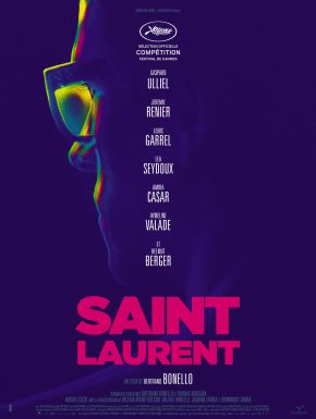 Saint Laurent DVD et Blu-Ray