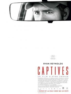 Jaquette dvd Captives
