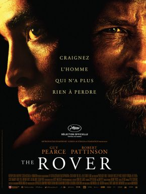 The Rover DVD et Blu-Ray