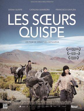 DVD Les Soeurs Quispe