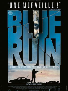 Blue Ruin DVD et Blu-Ray