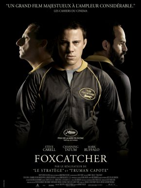 DVD Foxcatcher