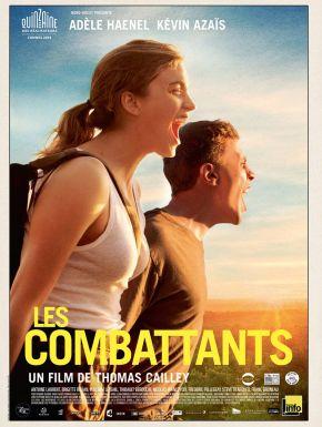 Jaquette dvd Les combattants