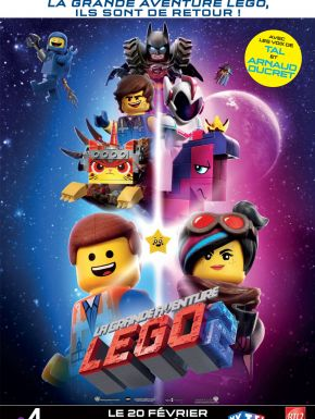 Sortie DVD La Grande Aventure Lego 2