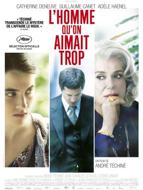 Jaquette dvd L'Homme Qu'on Aimait Trop