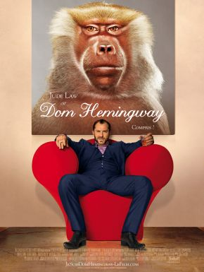 Sortie DVD Dom Hemingway
