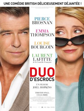 sortie dvd  Duo d'escrocs