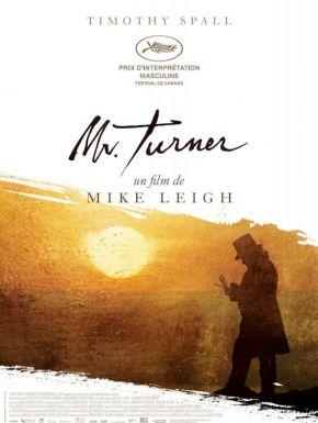 DVD Mr. Turner