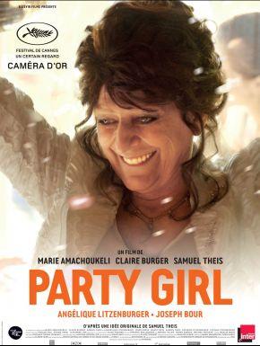 Sortie DVD Party Girl