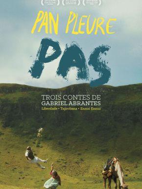Jaquette dvd Pan Pleure Pas