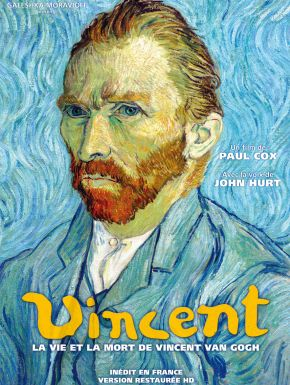 sortie dvd	  Vincent - The Life And Death Of Vincent Van Gogh