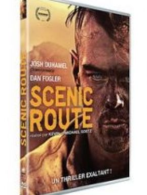 Jaquette dvd Scenic Route