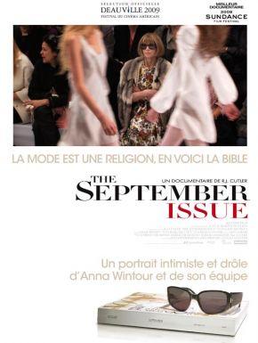 sortie dvd  The September Issue