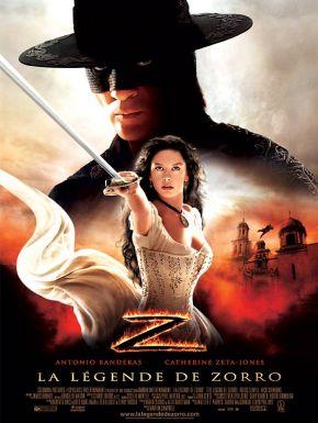 Sortie DVD La Légende de Zorro