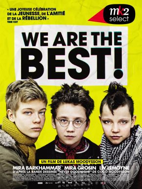 sortie dvd	  We Are The Best!