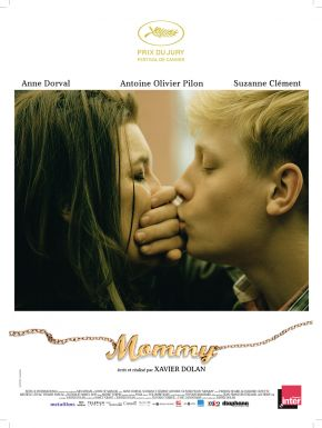 Mommy DVD et Blu-Ray