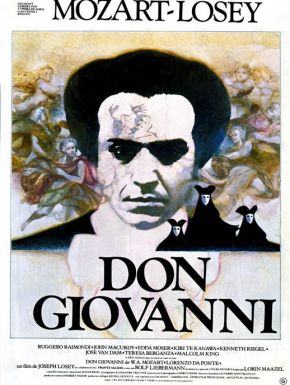 DVD Don Giovanni