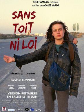 Sans Toit Ni Loi DVD et Blu-Ray