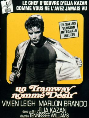 Sortie DVD Un Tramway Nommé Désir