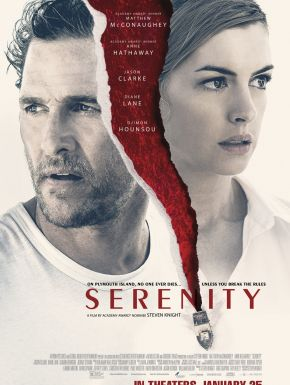 Jaquette dvd Serenity