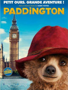 Jaquette dvd Paddington